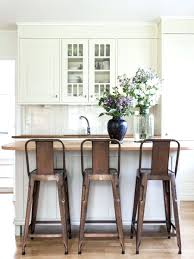 Kitchen Islands With Bar Stools Bar Stools Bar Stools For Kitchen Islands Ireland Via Lonny
