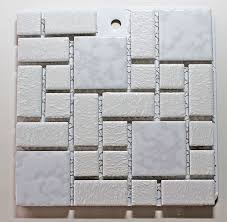 bathroom floor tile in production since the 1970s 6 colors and