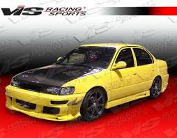 1998 toyota corolla performance parts shop for toyota corolla kits on bodykits com