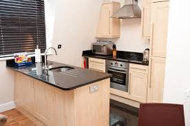 Urban Kitchen London - 140 minories apartments urban stay serviced apartments