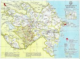 map az maps of azerbaijan and the caucasus azerb com