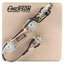 5 way nashville telecaster prewired kit u2013 emerson custom