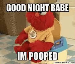 Good Nite Memes - good night babe gif elmo babe discover share gifs