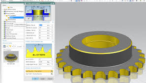 creating gears in nx 9 siemens plm community 374119