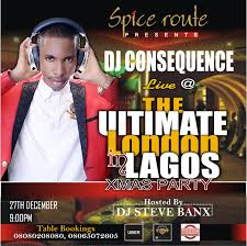 the ultimate london in lagos christmas party grounded promotions