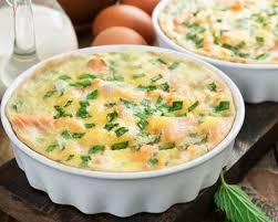 quiche cuisine az recette quiche sans pâte saumon et ciboulette facile rapide