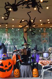 halloween vegetable skeleton how to decorate your back porch for a halloween skeleton party