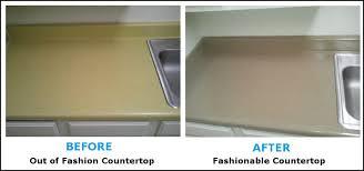 Resurface Kitchen Countertops by Jackson Ms Countertop Resurfacing