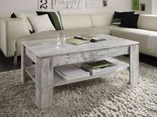 vintage rustic coffee table shabby chic grey white wooden side end