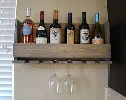 6 bottle wine rack etsy