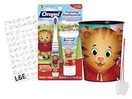 daniel tiger toddler bright smile