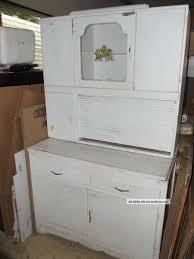 vintage hoosier kitchen cabinet vintage marsh hoosier kitchen cabinet with flour bin and roll top
