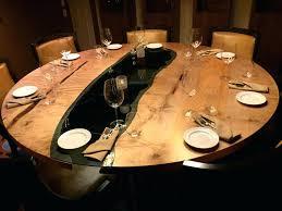 live edge round table live edge round table maple burl live live edge wood slabs tables