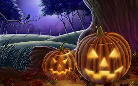 halloween background cartoon halloween wallpaper