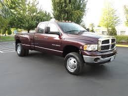 2005 dodge ram 3500 2005 dodge ram 3500 1 ton dually 4x4 5 9l cummins turbo diesel