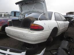 lexus motors budge budge trunk road junkyard find 1996 eagle vision the truth about cars