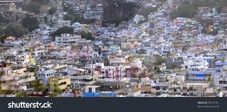 vijayawada travel guide panoramic view vijayawada south indian city stock photo 33014701