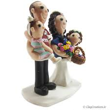 shop handmade cake toppers figures u0026 decorations weddings ireland