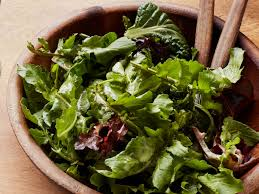 green salad with creamy mustard vinaigrette recipe ina garten