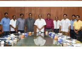 Portfolio Of Cabinet Ministers Cm Allocates Portfolios To His Council Of Ministers Digital Goa