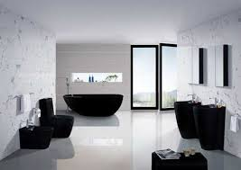 Black Bathroom Fixtures And Decor Keeping Modern Bathroom Design - Black bathroom designs