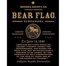 Bear Flag Revolt Bear Flag Zinfandel 2015 Wine Com
