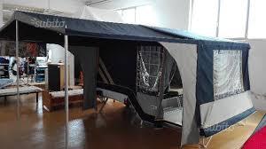 tenda carrello carrello tenda caravan e cer usati in vendita mantova