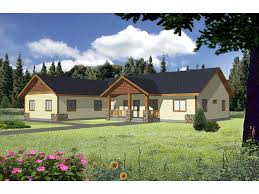 ranch home plans with front porch ridgedale rustic ranch home plan 088d 0267 house plans and more