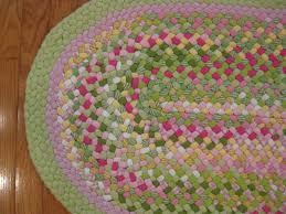 Pottery Barn Braided Rug by Pink Braided Rugs Roselawnlutheran