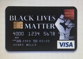 customized debit cards baltimore s black lives matter debit card design denied