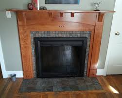 best arts and crafts fireplace mantels home design new modern