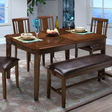 corner dining room set new classic latitudes cut corner dining table in chestnut best