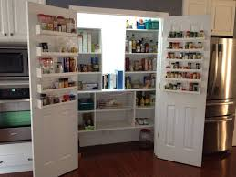 kitchen furniture organize closet and brown wooden build pull out