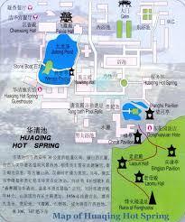 map of xi an xi an travel map xi an maps xi an attraction maps