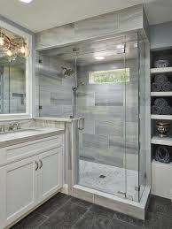 gray bathrooms ideas light gray bathroom design with bathroom glass shower almosthomebb