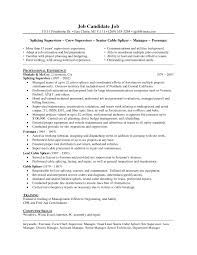 Example Resume For Maintenance Technician by Resume Cable Installer Resumes Machinist Apprentice Daily