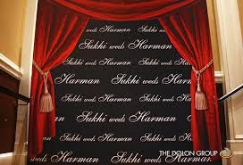 wedding backdrop design project showcase wedding designs wedding backdrop signage