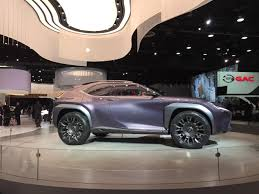 lexus ux concept gallery concept cars at the 2017 north american international