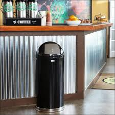 outdoor marvelous under sink trash can door mounted for kitchen