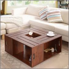 winsome wood craftsman coffee table antique walnut coffee table