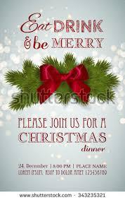 christmas dinner stock vectors images u0026 vector art shutterstock