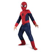 disney ultimate spider man boys u0027 halloween costume seasonal