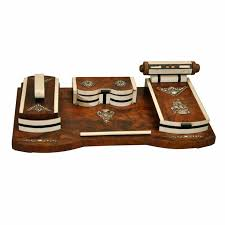 39 best art deco desk sets and objects images on pinterest