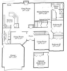 great room floor plans build your home www mlhuddleston