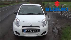 suzuki alto test drive youtube