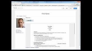 Proffesional Profile How To Create A Professional Profile Website Youtube