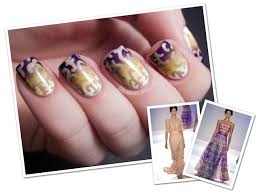the tadashi shoji nail art challenge chalkboard nails nail art