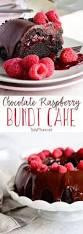 chocolate raspberry bundt cake tidymom