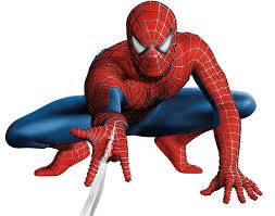 spiderman spider man black white clipart clipartfest 3