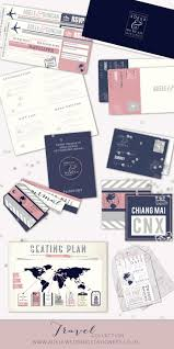 Wedding Invitations With Rsvp Cards Included Best 25 Passport Wedding Invitations Ideas On Pinterest